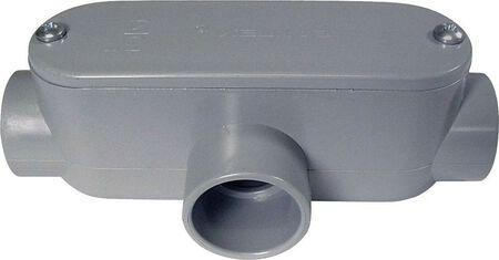 Cantex 1/2 in. Dia. PVC Conduit Body