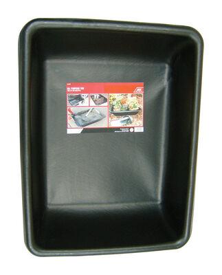 Ace Utility Tub Heavy Duty Polyethylene 9 Gal. Black 26 in. x 20 in. x 6 in.