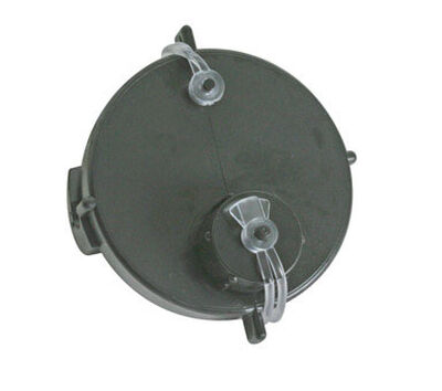 Camco RV Sewer Cap With Hose Connection 1 pk