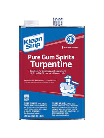 Klean Strip Turpentine 1 gal.