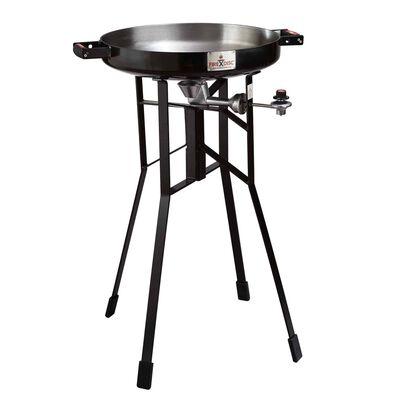 FireDisc Liquid Propane Portable Grill Black 1