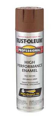 Rust-Oleum Professional Red Flat Primer Spray 15 oz.