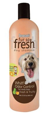 Sergeant's Fur So Fresh Fruity For Dog Shampoo 21.8 oz.