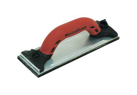 Marshalltown Aluminum Hand Sander 9-3/8 in. L x 3-1/4 in. W