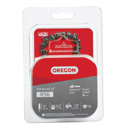 Oregon Chainsaw Chain 56 links 16 in. For Poulan Solo 90 Micro-Lite