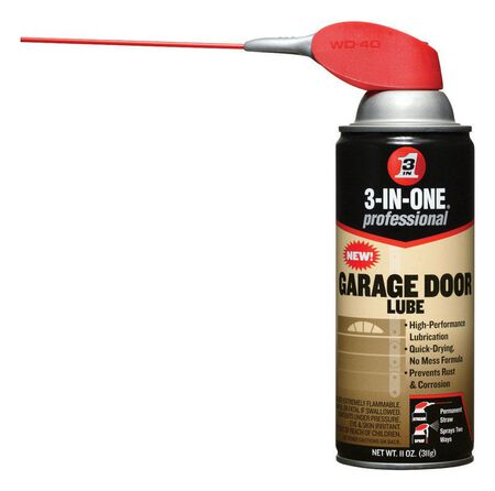 WD-40 3-in-One Garage Door Lubricant