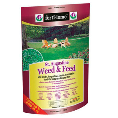 FL Weed & Feed St. Augustine 16lb