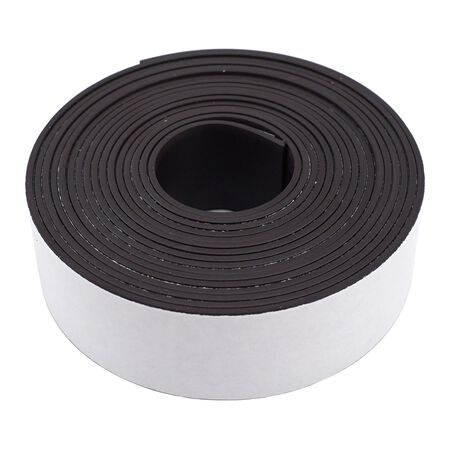 Master Magnetics 1 in. W x 10 ft. L Magnetic Tape