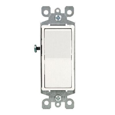 Leviton Decora 15 amps Rocker Switch Single Pole