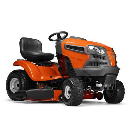 Husqvarna YTH22V46 46 in. W 724 cc Mulching Capability Lawn Tractor