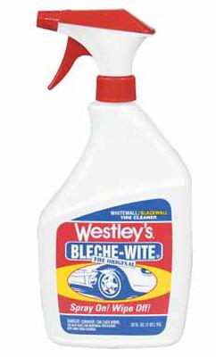 Black Magic Bleche Wite 32 oz. Spray Bottle Tire Cleaner