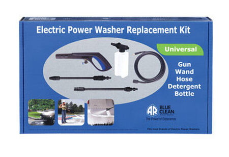 AR Blue Clean Electric Power Washer Universal Replacement Kit 20 ft. 2 330 psi Quick Connect