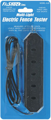 Fi-Shock Electric Fence Tester 5500 volts