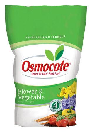 Osmocote Plant Food For Flowers Vegetables 8 lb.