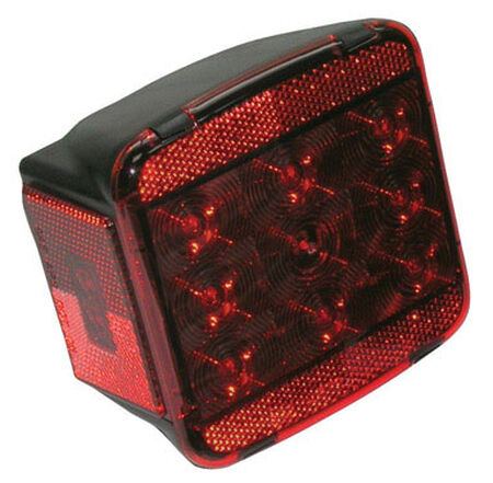 Peterson Combination Light Mounting Stop and Tail Light