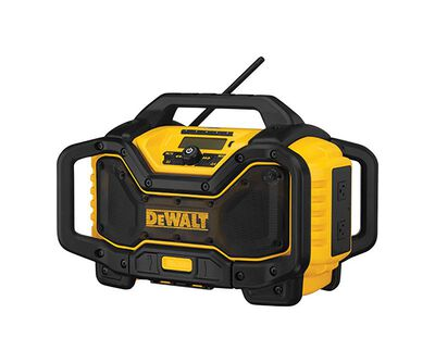 DeWalt Wireless Jobsite Radio Bluetooth Yellow/Black