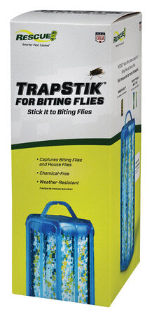 Rescue TrapStik For Biting Flies Sticky Coating Fly Trap