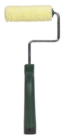 Wooster Paint Roller Frame and Cover Threaded End 9 in. L x 4-1/2 in. W 1 pk