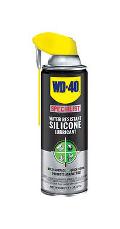 WD-40 Specialist General Purpose Silicone Lubricant 11 oz. Aerosol