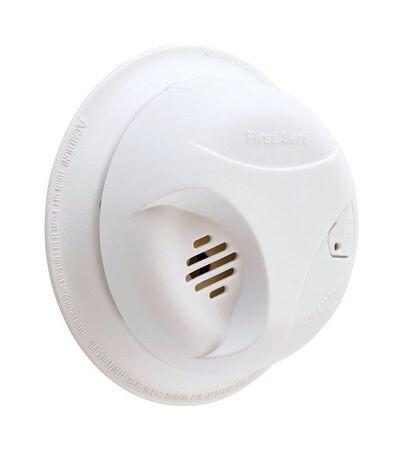 First Alert Battery-Powered Ionization Smoke/Fire Detector