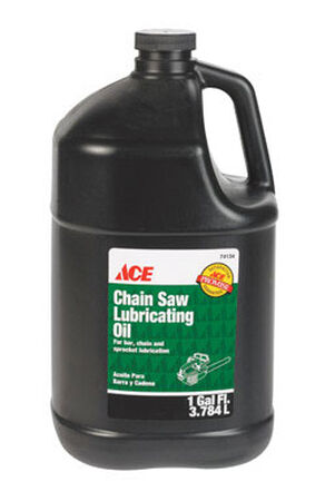 Ace Chainsaw Lubricating Oil 1 gal. Bottle