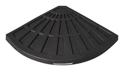 Bond Manufacturing Envirostone Umbrella Base 1.65 in. H x 25.98 in. W Black