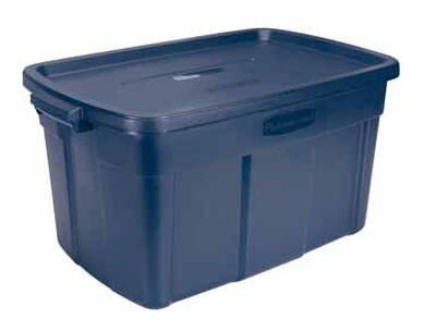 Rubbermaid Roughneck Storage Box 16.7 in. H x 20.4 in. W x 31 gal.