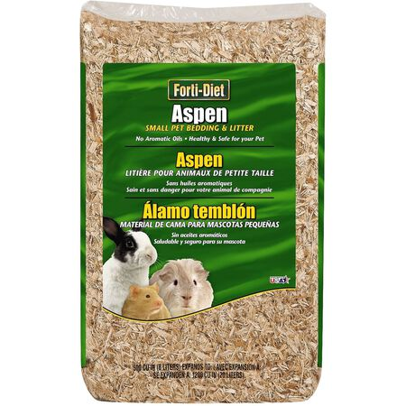 Kaytee Wood Bedding Aspen Bedding and Litter