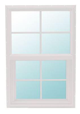 Window 2ft 0in X 4ft 0in 4/4 S96 White E-low