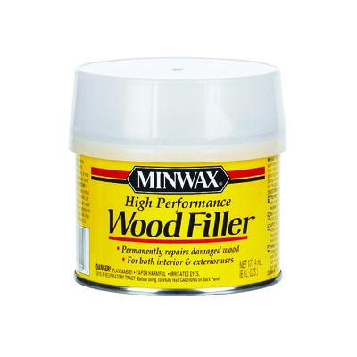 Minwax High Performance Sand Wood Filler 6 oz.