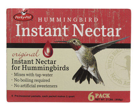 Perky-Pet Hummingbird Nectar Concentrate Sucrose 2 lb.
