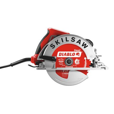 Skilsaw Sidewinder 7-1/4 in. Dia. Worm Drive Mag Saw 15 amps