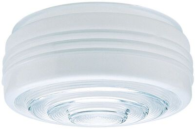Westinghouse Glass 6-1/2 in. L x 3-3/8 in. H Glass Shades