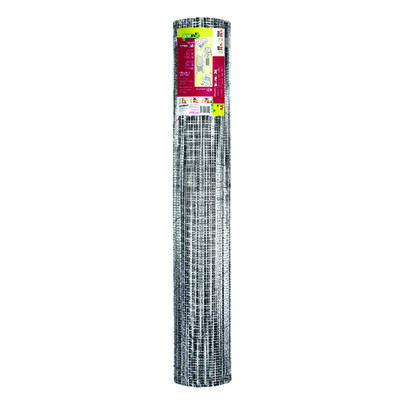 Garden Zone 36 in. W x 100 ft. L Steel Hardware Cloth 1/4 in.