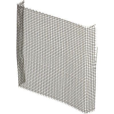 Prime-Line 3 in. W x 3 in. W x 3 in. L Aluminum Screen Charcoal Screen Patch 5 pk