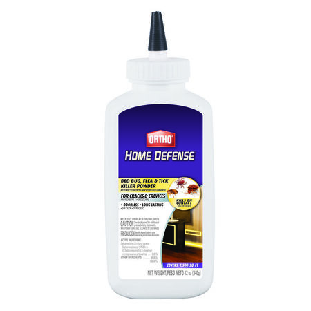 Ortho Home Defense Insect Killer For Bed Bugs Fleas & Ticks 12 oz.