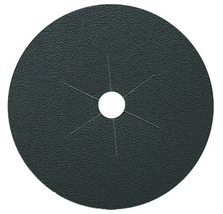 Gator 7 in. Dia. Floor Edger Disc 20 Grit Coarse Bolt-On 1 pk