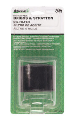 B&S Oil Filter Fits B and S (14 HP) and Vanguard Engines