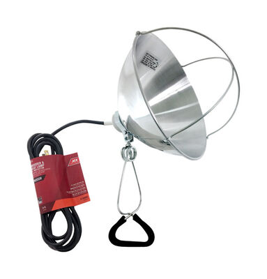 Ace 250 watts Brooder and Heat Lamp 8 ft. L