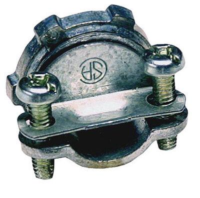 Gampak Sigma Non-metallic Cable Connector Silver 3/4 in. Dia. 1