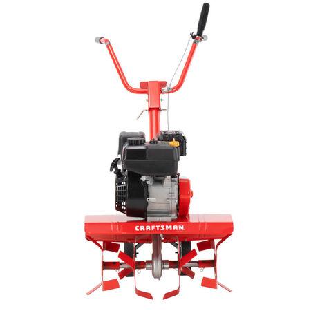 Craftsman 12 in. 4-Cycle/OHV 208 cc Tiller