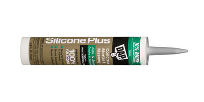 Silicone Plus Silicone Concrete Sealants Gray 10.8 oz.