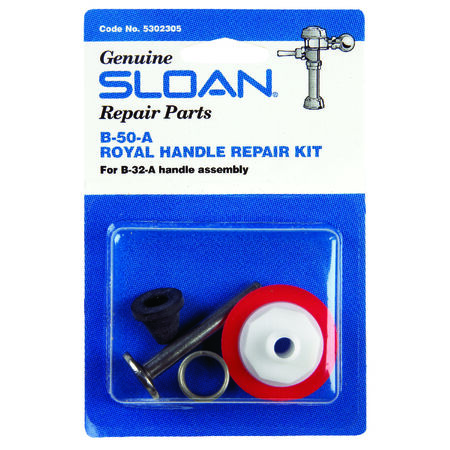 Sloan Handle Repair Kit 3 in. H x 1-1/2 in. L Metal