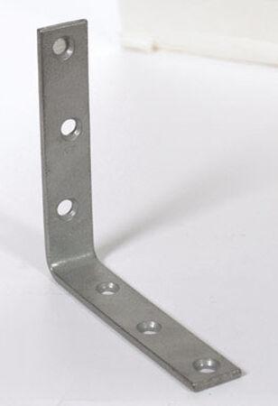 Ace Inside L Corner Brace 5 in. x 1 in. Galvanized Steel
