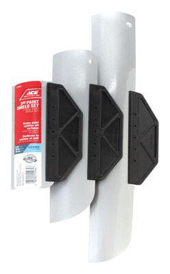 Ace Paint Shield Sets 6 10 15 in. L Aluminum/Steel