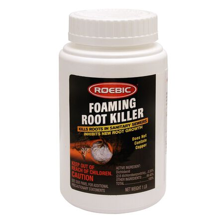 Roebic Foaming Granular Root Killer 1 lb.
