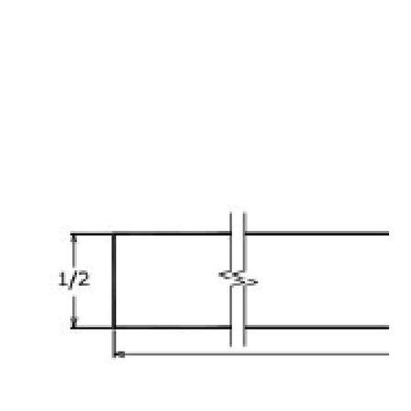 Alexandria Moulding 16 in. W x 16 in. L x 1/2 in. Drywall Repair Sheets