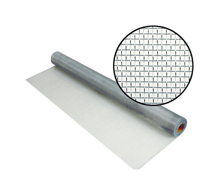 Phifer Wire 48 in. W x 25 ft. L Aluminum Screen Cloth