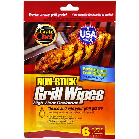 Grate Chef Disposable Grill Wipes