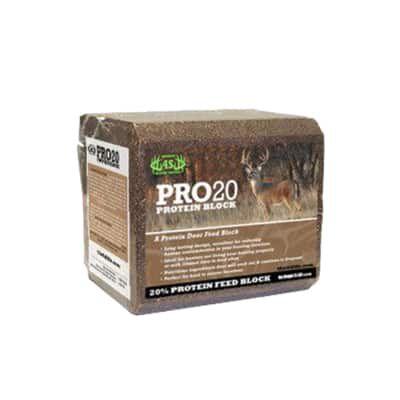 Por20 20 lb protein block